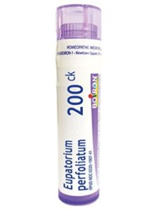 Boiron eupatorium  homeopathic medicines