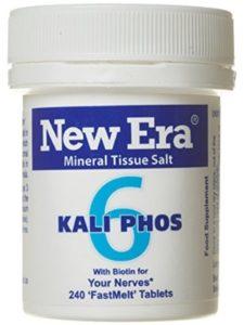 Healthcenter tissue salt