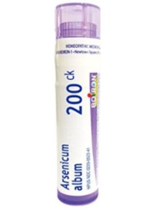 Boiron arsenicum album  homeopathic medicines