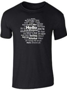 hello  spanish languages
