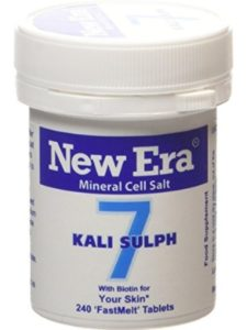 Healthcenter kali sulph  tissue salts