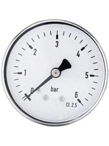 siphon  pressure gauges