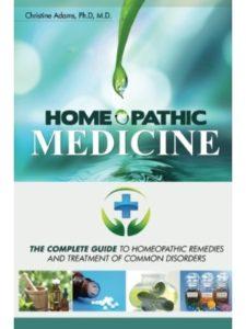 Christine Adams M.D. treatment  homeopathic medicines
