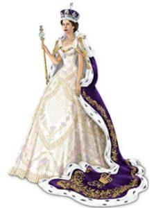 fashion  queen elizabeth iis