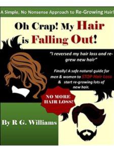 R G Williams hair loss  homeopathic medicines
