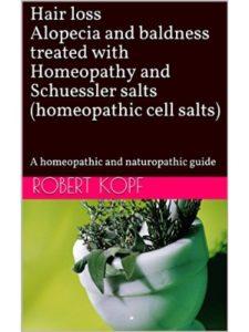 Robert Kopf hair loss  homeopathic medicines