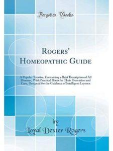 Loyal Dexter Rogers hindi book  homeopathic medicines