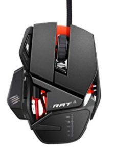 mad catz  gaming mice