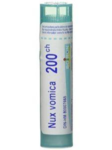Boiron nux vomica  homeopathic medicines