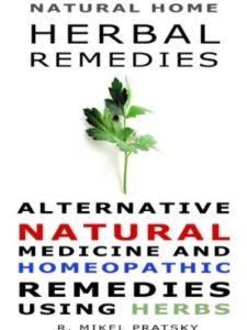 R. Mikel  Pratsky anxiety  homeopathic medicines
