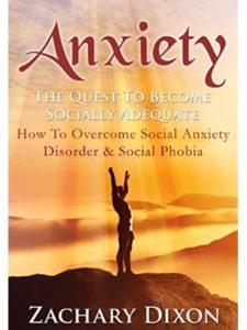 Zachary Dixon anxiety  homeopathic medicines