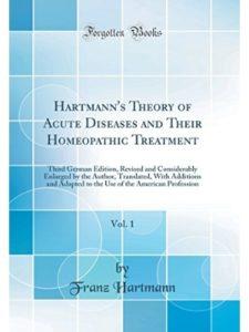 Franz Hartmann german  homeopathic medicines