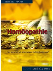 Michael Kotsch german  homeopathic medicines