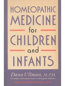 Dana Ullman guide  homeopathic medicines