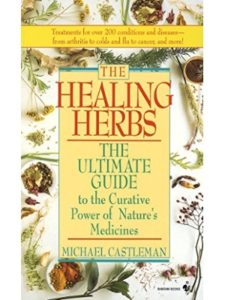 Michael Castleman guide  homeopathic medicines