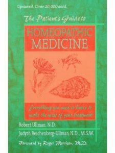 Robert W Ullman guide  homeopathic medicines