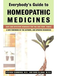 Stephen Cummings guide  homeopathic medicines