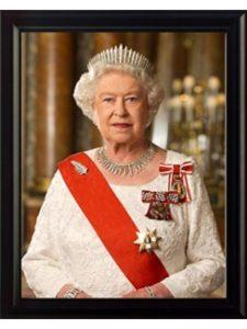 photo  queen elizabeth iis