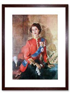 picture  queen elizabeth iis