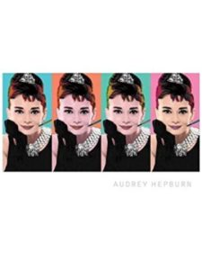artwork  audrey hepburns