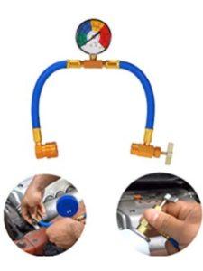 car ac  pressure gauges