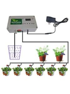 irrigation system  potted plants