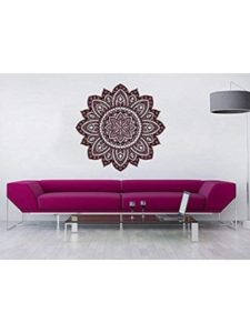 lotus flower  indian arts