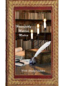 William Boericke materia medica  homeopathic medicines