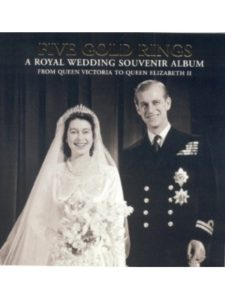 Royal Collection Trust royal wedding  queen elizabeth iis