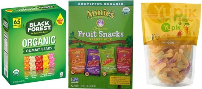 Top 9 Best organic gummy candies - Why We Like This - CA